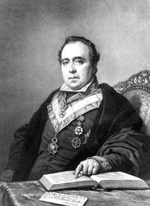 Bernardo de La Torre Rojas, fundador y primer Director de la Escuela Especial de Ingenieros de Montes.
