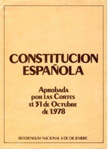 """La Constitución Española de 1978 pone fin a una etapa de """"Centralismo"""" en la gestión cinegética, que a partir de ese momento ya será competencia de las Comunidades Autónomas."""