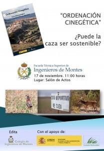Presentación de libro MADRID A4